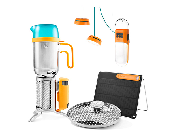 Energy Bundle Stove, Solar Panel, & Lighting Ecosystem