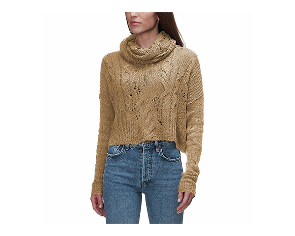 Free People Shades Of Dawn Pullover Sweater - Women's