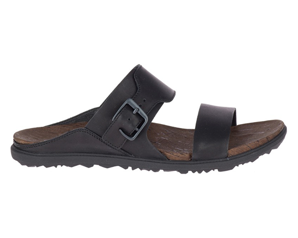 Merrell Around Town Luxe Thong Buckle Sandals