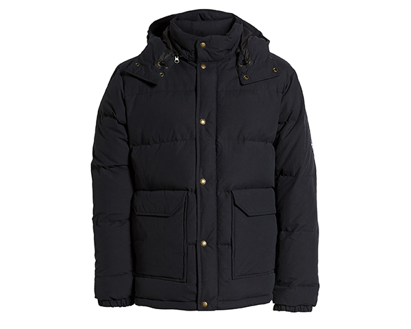 Sierra 2.0 Water The northface Resistant Down Insulated Hooded Parka