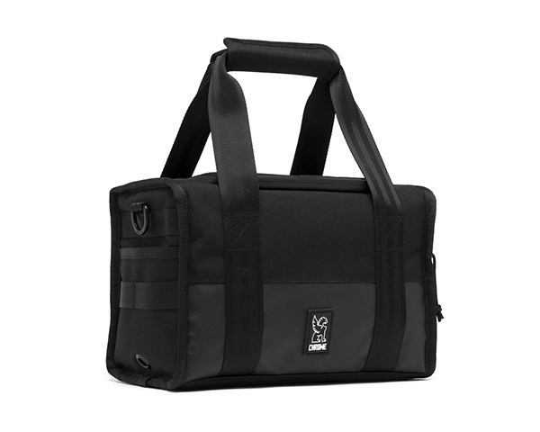 chrome-NIKO HOLD CAMERA BAG