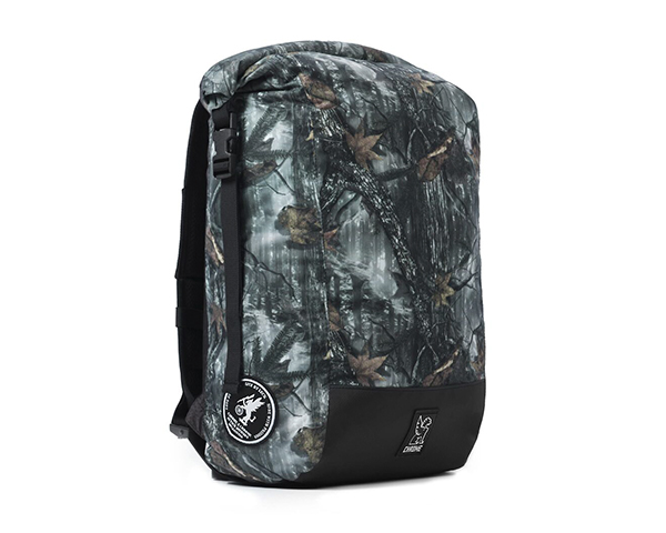 chrome-THE CARDIEL ORP BACKPACK