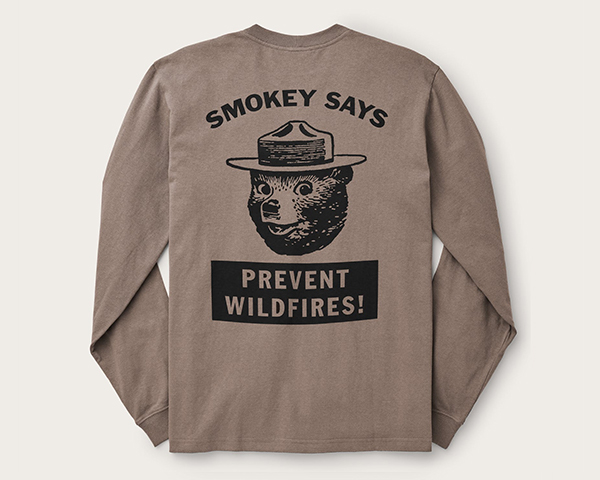 Filson-smokey-the-bear-ls-shirt