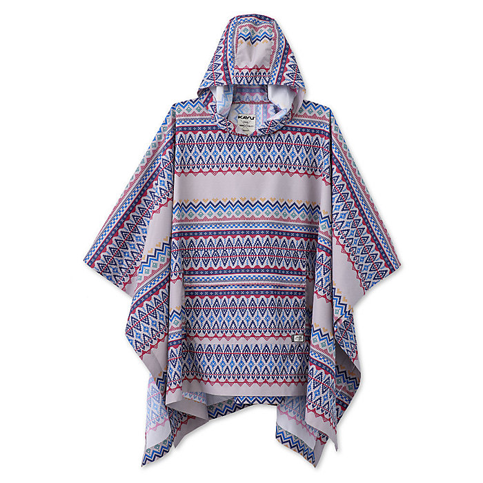 Kavu Women's Poncho This Pullover