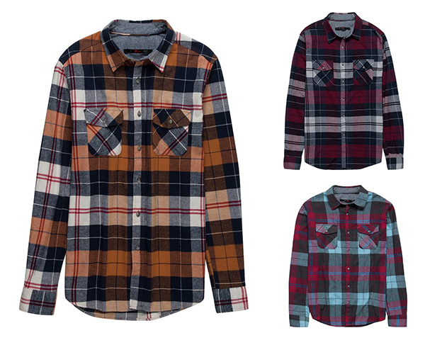 Stoic Crockett Flannel Shirt - Men's-4