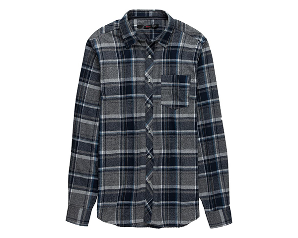 Stoic Fineline Flannel Shirt - Men's