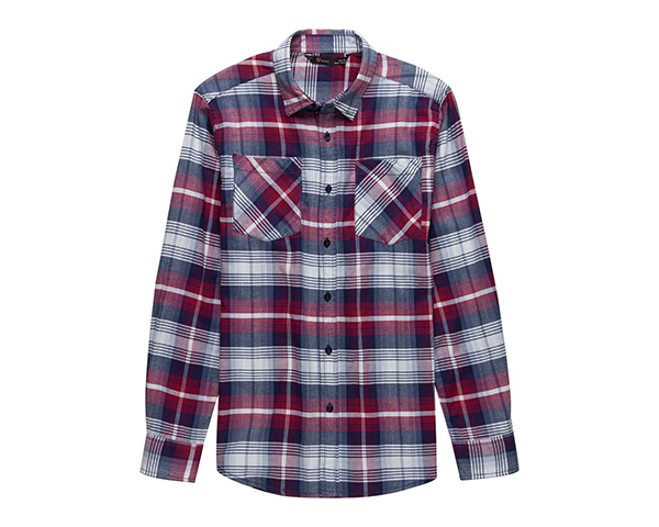 Stoic Jefferson Stretch Flannel Shirt - Men's