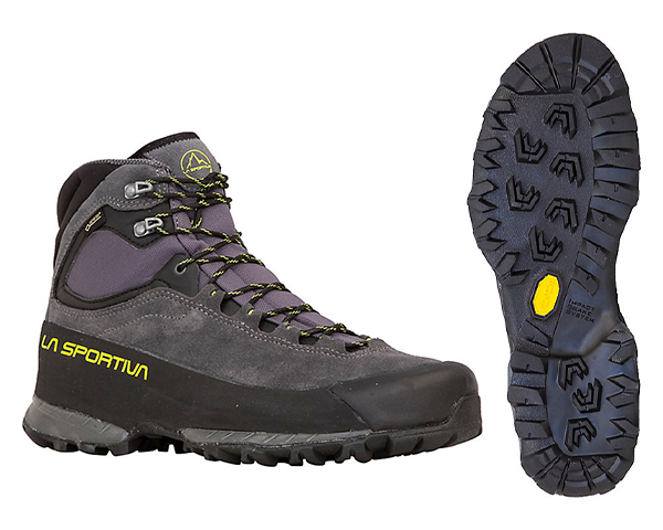 La Sportiva Men's Eclipse GTX Hiking Boot bottom
