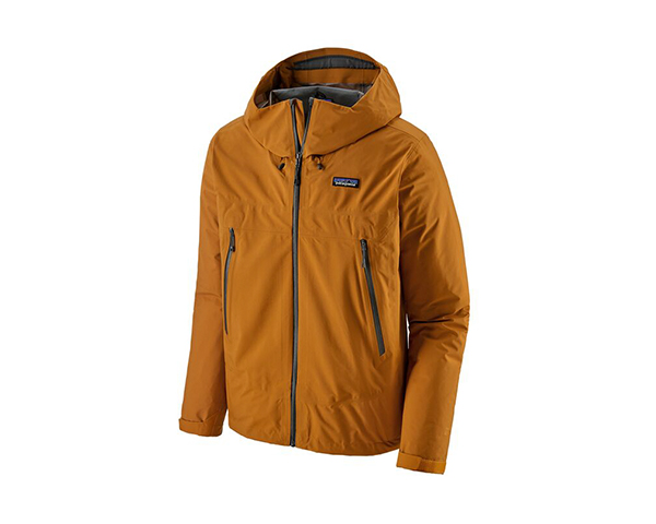 Patagonia Men's Cloud Ridge Jacket on white background