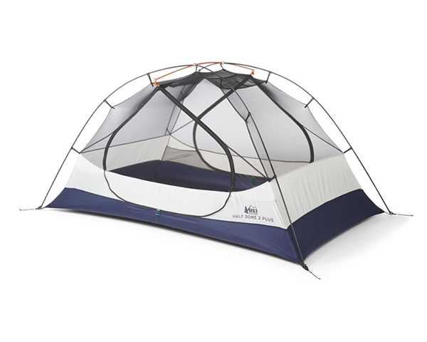 REI Co-op Half Dome 2 Plus Tent on white background