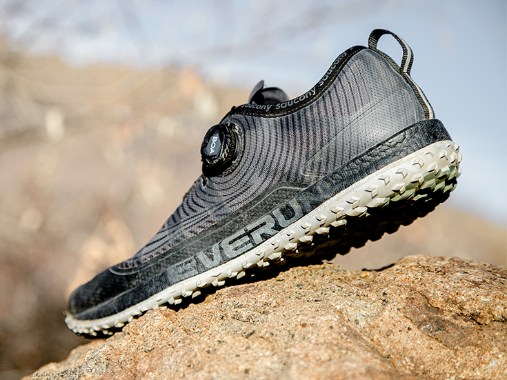 Profile product photo of the Saucony Switchback ISO