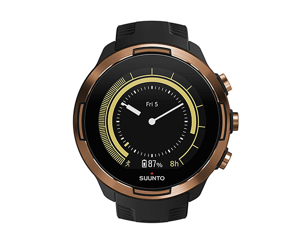 Suunto 9 GPS Watch White background
