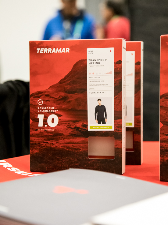 terra mar baselayers in package