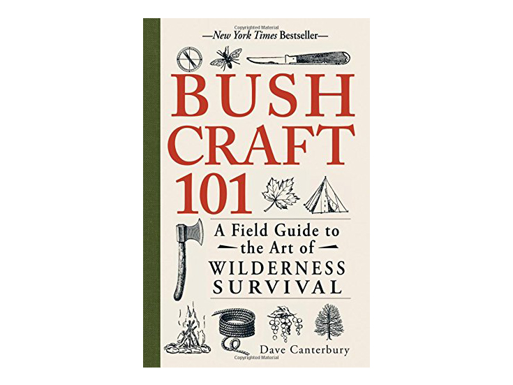 bush craft 101 book