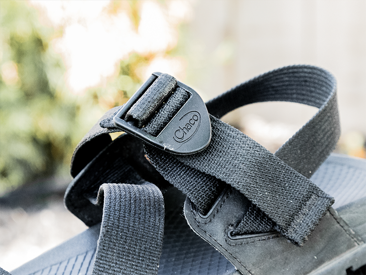 Chaco Lowdown Sandal buckle