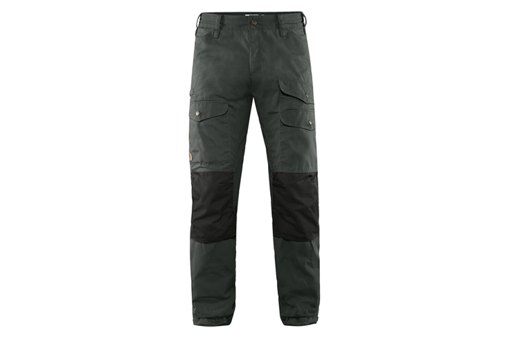 Fall hiking gear pants Fjallraven Vidda Pro Ventilated Trouser