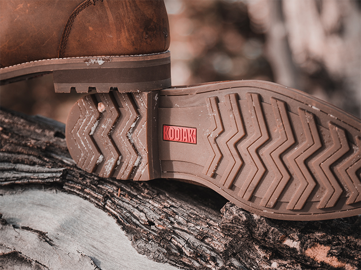 Bottom of Kodiak McKernan Waterproof Chukka Boot