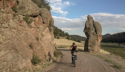 Colorado Section: Great Divide Mountain Bike Route