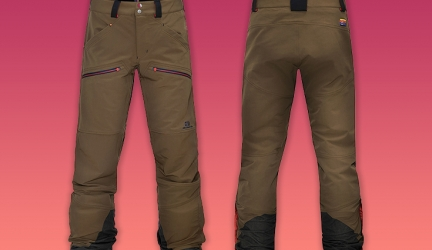 Elevenate Free Tour Pants Review