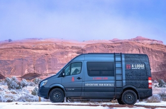 One Boulder Company Aims to Relieve Corona Stress with a Van Rental