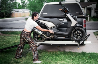 Black Widow Deluxe Motorcycle Carrier Review