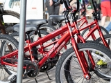 Can'd Aid, REEB and the Trail Boss, Jeff Lenosky Build 68 New Bikes for Youth