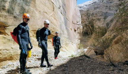 A Beginner's Guide to Canyoneering