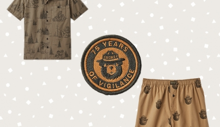 Filson is on Fire With Their New Smokey Bear Collection
