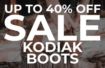 Kodiak Boots: End of Season Sale