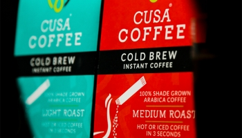 New Launch: Cusa Coffee