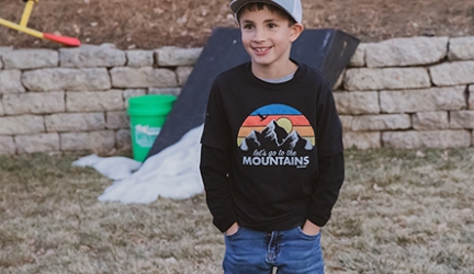 Sawyer: Clothing for the Adventurous Little Ones