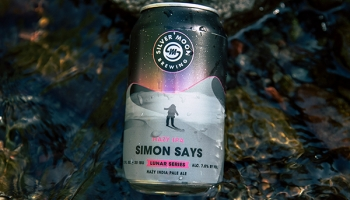 Silver Moon Brewing: Simon Says – Hazy IPA Review