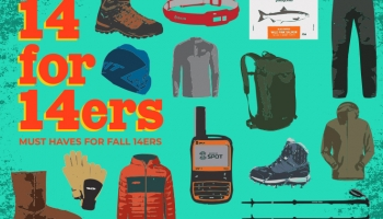 14 for 14ers: Fall Hiking Gear