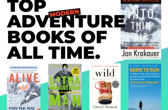 Best Adventure Books of All Time